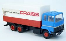 Herpa-Ford Trans Continental PICK-UP bâche camion Craiss transporteur - 1:87 h0