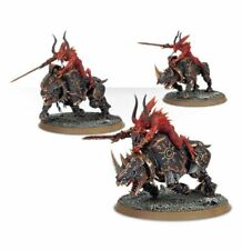 Bloodcrushers of Khorne Chaos Daemons New on Sprue Warhammer 40k 40000 GW