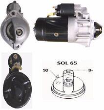 Starter Motor Fit For VW Lt 40-55 I Mk I 2.4 TD 1982-1996 Platform/Chassis