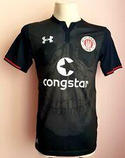 St Pauli2016 - 2017 Third football Under armur shirtsize S