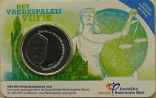 5 EURO PAYS-BAS 2013 UNC - 100EME ANNIVERSAIRE DU PALAIS DE LA PAIX A LA HAYE