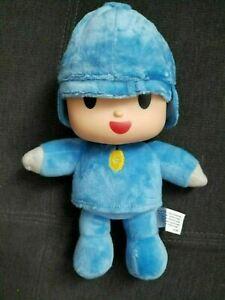 Pocoyo Elly Pato Loula Soft Plush Stuffed Figure Toy Doll 4pc/6pc set Gift US