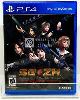 School Girl/Zombie Hunter - PS4 - Brand New   Factory Sealed