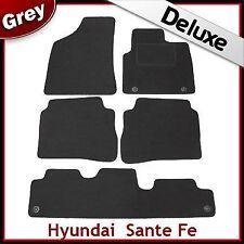 Alfombrillas Hyundai Santa Fe de 2001 a 2006 a medida