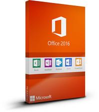 Microsoft Office 2016 Professional Plus License Key 1PC Full version