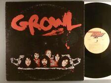 Growl  Self-Titled    Hard Rock; Blues Rock   Promo