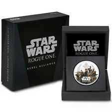 2017 Niue $2 1 oz. Proof Silver Star Wars: Rogue One Rebellion In OGP SKU43917