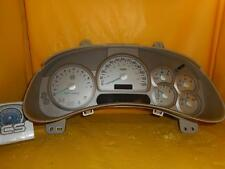 04 Buick Rainier Speedometer Instrument Cluster Dash Panel Gauges 105,457