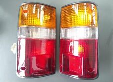 NEW Rear Tail Light Lamp Toyota Hilux Pickup 2WD 4WD 1989-95 LEFT + RIGHT SET
