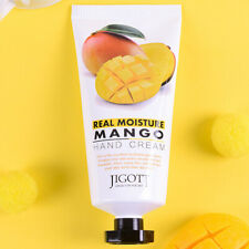 [JIGOTT] Real Moisture MANGO Hand Cream - 100ml Korean Cosmetics Beauty