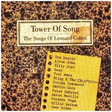Tower Of Song  The songs Of Leonard Cohen [CD]