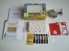 Console 3DS XL Edition pack Animal Crossing avec Carte mémoire 4 GB !!!!