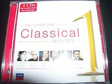 The Number One 1 Classical Album 2007 Various 2 CD – Like New