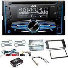 JVC kw-r520 CD USB AUX mp3 Autoradio Kit Installazione Per AUDI a6 4b