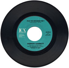 "VERNON GARRETT  ""I'M AT THE CROSSROAD PART 1""  70's SOUL MOVER    LISTEN!"