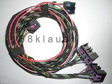 Audi A4 B5 8D S4 RS4 Sitzheizung SH Sitze Kabelsatz Kabelbaum Adapter vorn
