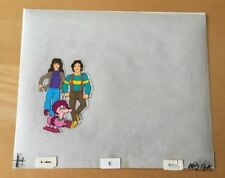 Mork And Mindy Production Cel Matching Pencil Drawing Robin Williams