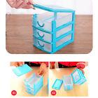 Mini Desktop Cabinets Storage Box Case Holder Bins 2 Or 3 Drawers Organizer Best
