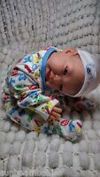 SALE !! SUNBEAMBABIES LIFELIKE HAPPY BABY BOY DOLL REBORN,  GREAT FIRST NEWBORN
