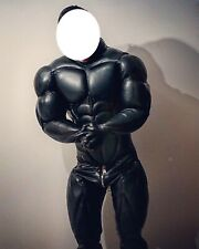Muscle suit / muscle costume for cosplay venom, spawn or other characters