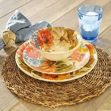 Members Mark 12-Piece Melamine Dinnerware Set - Harvest - Free Shipping