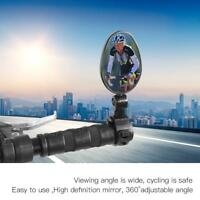 Handlebar Mount Rear View Back Mirror For MTB Road Bike Bicycle Cycling Cool