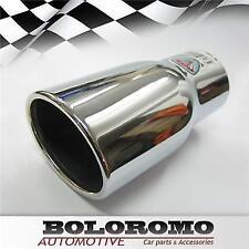 Performance Exhaust Marmitta TAGLIA TUBO CODA PUNTA CROMO PER CITROEN C2 C3 C4 C6 C5