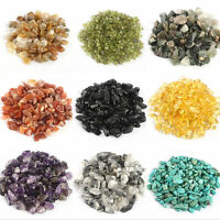 50g Natural Gravel Crystal Stone Rock Gem Chips Healing Quartz Specimen