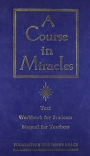 A Course in Miracles: The Text Workbook for Students, Manual for T .0670869759