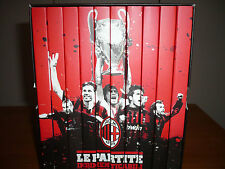 OPERA COMPLET BOÎTE BOÎTE 10 LE DVD MATCHES INOUBLIABLE MILAN AC FOOTBALL