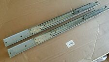 HP Compaq 185766-002 Telescoping Fixed Rail System Pair (L and R) Used
