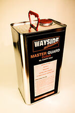 Wax Oil Waxoyl for rust proofing 1 x 5 ltr of CLEAR