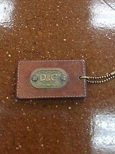 dolce & gabbana d&g key chain tag