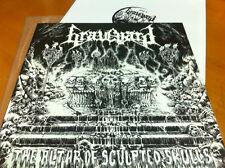 GRAVEYARD The Altar Of Sculpted Skulls MINI LP