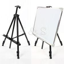 Heavy Duty Artist Telescopic Field Studio Easel Tripod Display Whiteboard Stand