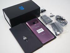 Samsung Galaxy S9 SM-G960U Lilac Purple 64GB T-Mobile AT&T Unlocked
