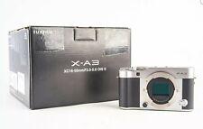 Fujifilm Fuji X-A3 24.2 MP Mirrorless Camera - Body only  -Mint Condition-