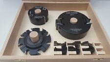 HM Verstellnuter, HM Fügemesserkopf, Universalmesserkopf, Profilmesser  Neu
