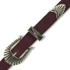 "Southwest Hatband Buckle Set 3/8"" Tandy Leather 1695-00"