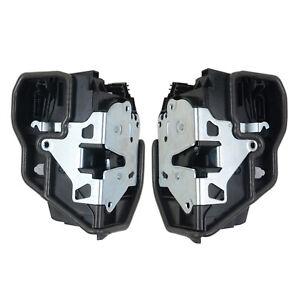 Pair Front L+R Door Lock Actuator for BMW 3' E90 E91 E92 E93 7202143 7202146 NEW