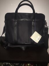 NWT's Cole Haan Men's Attache Messenger Bag Great Graduation Gift