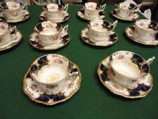 Blue Saucer Decorative Porcelain & China