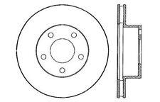 Centric Parts 121.61013 Rear Disc Brake Rotor