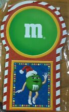 M&M's Greeting Card Holder New In Package