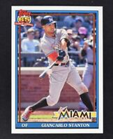 2016 Topps Archives #257 Giancarlo Stanton - NM-MT