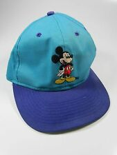 Disney Mickey Mouse Ball cap hat One Size Fits All! Excellent Condition!