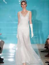 3ed5e455015d Reem Acra Wedding Dresses for sale   eBay