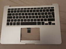 "Orig Tastatur MacBook Air 13"" A1369 2011 2010 Top Upper Case Keyboard deutsch DE"