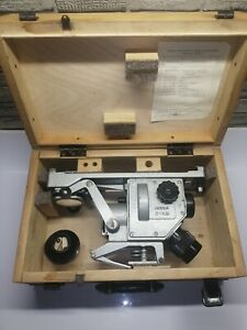 Optical Marine Direction Finder PGK-2 USSR Sextant