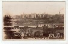 More details for ladybridge asylum, banff: banffshire postcard showing railway station (c61793)